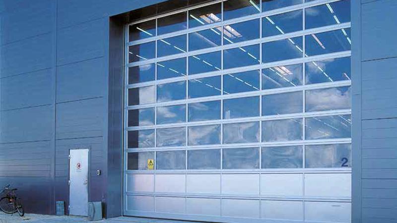 Lindab Doorline Industriportar